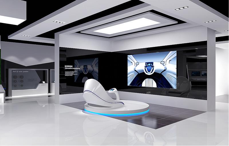 浅谈企业展厅怎么设计才干吸引用户