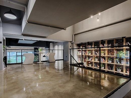 深圳办公室装修,这样设计既省空间又省钱!