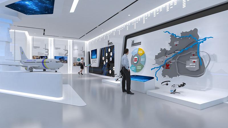 企业展厅设计风格都有哪些