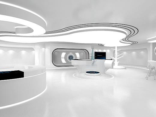 大型展会装修公司到底要怎样来设计和装修展厅