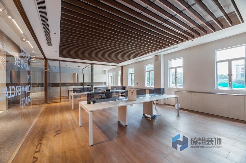 办公室空间设计中家具的重要性